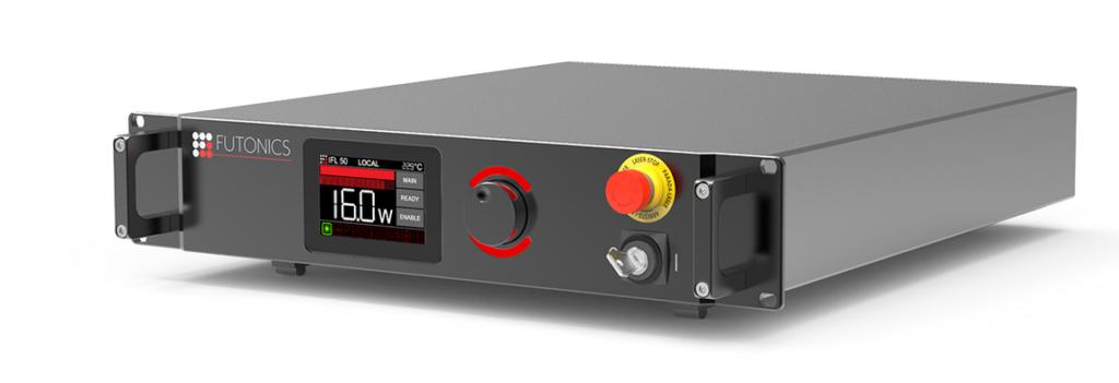 Futonics Laser IFL Polarisiert